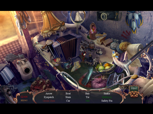 mystery case files: the countess collector's edition screenshots 3