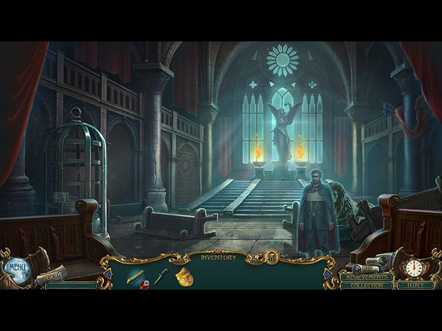 haunted legends: twisted fate screenshots 1