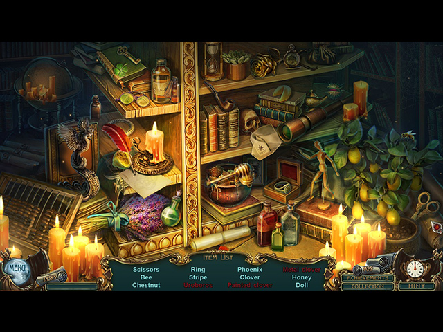 haunted legends: twisted fate screenshots 2