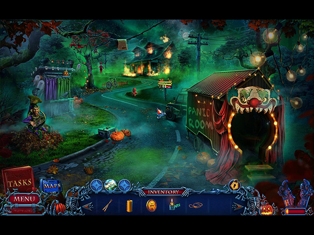 halloween chronicles: monsters among us screenshots 1