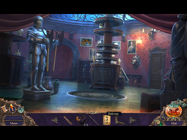 haunted manor: halloween's uninvited guest screenshots 1