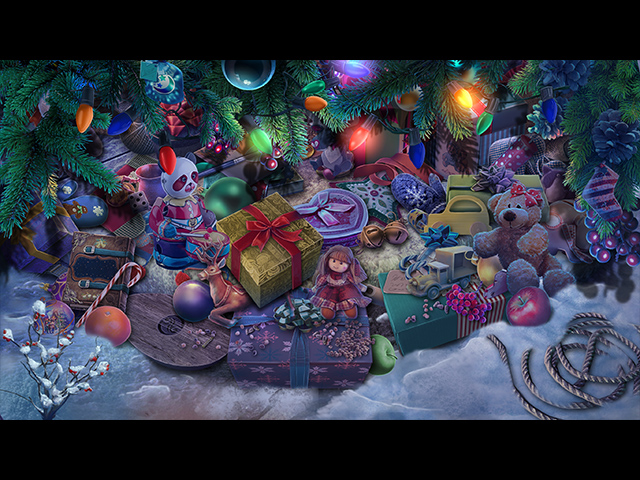 yuletide legends: who framed santa claus collector's edition screenshots 2