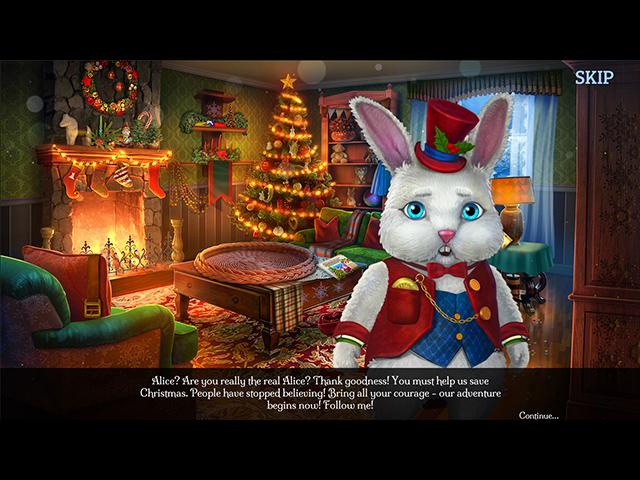 christmas stories: alice's adventures screenshots 1