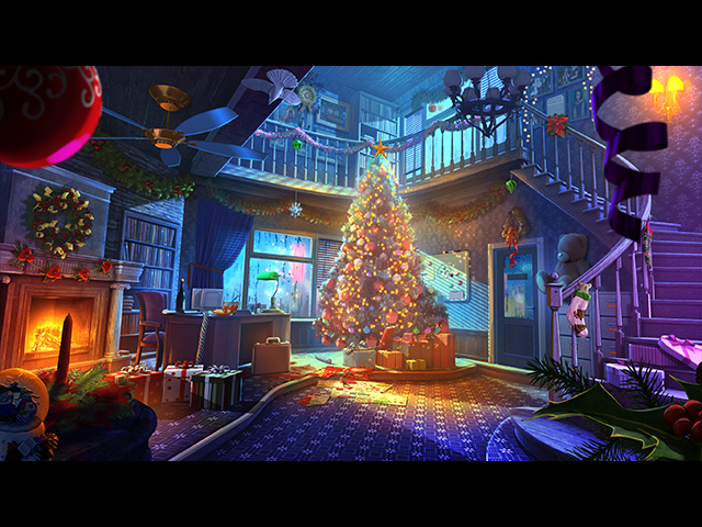 yuletide legends: who framed santa claus screenshots 1