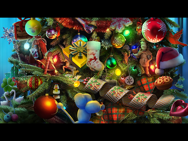 yuletide legends: who framed santa claus screenshots 2