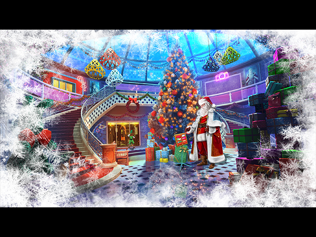 yuletide legends: who framed santa claus screenshots 12