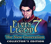 elven legend 7: the new generation collector's edition
