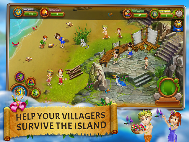 virtual villagers origins 2 screenshots 1