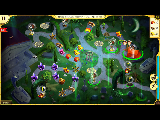 12 labours of hercules viii: how i met megara screenshots 2
