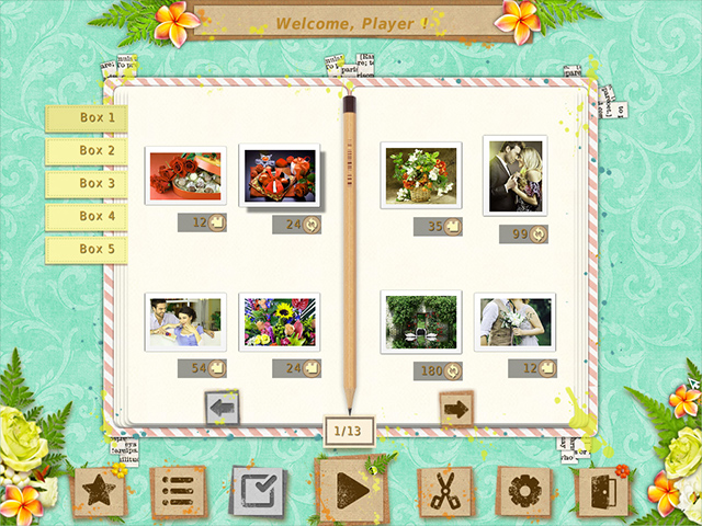 1001 jigsaw home sweet home wedding ceremony screenshots 2