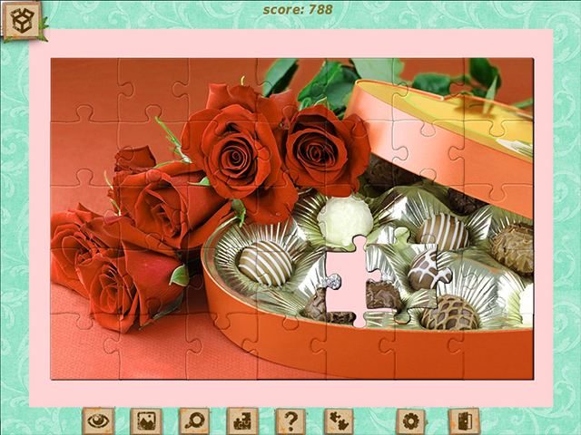 1001 jigsaw home sweet home wedding ceremony screenshots 3