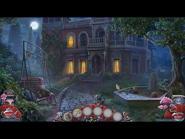 puppetshow: porcelain smile collector's edition screenshots 1