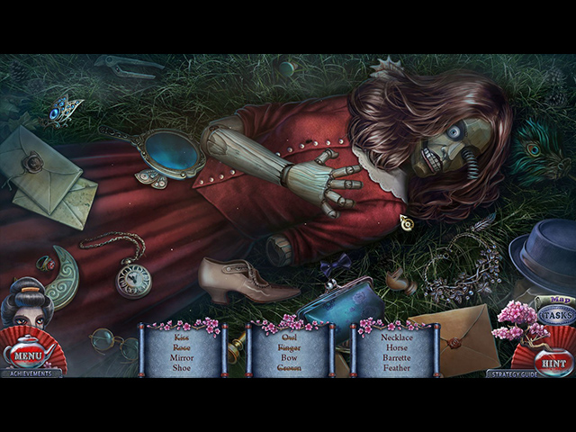 puppetshow: porcelain smile collector's edition screenshots 2