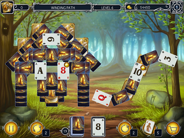 mystery solitaire: grimm's tales screenshots 1