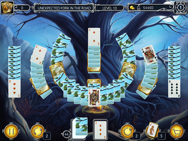 mystery solitaire: grimm's tales screenshots 2