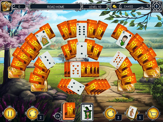 mystery solitaire: grimm's tales screenshots 3