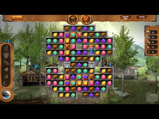 the enthralling realms: the blacksmith's revenge screenshots 1