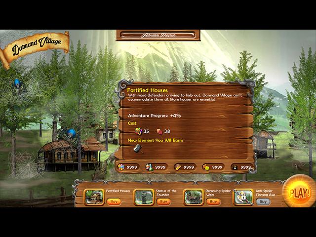 the enthralling realms: the blacksmith's revenge screenshots 2