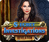 Secret Investigations: Revelation