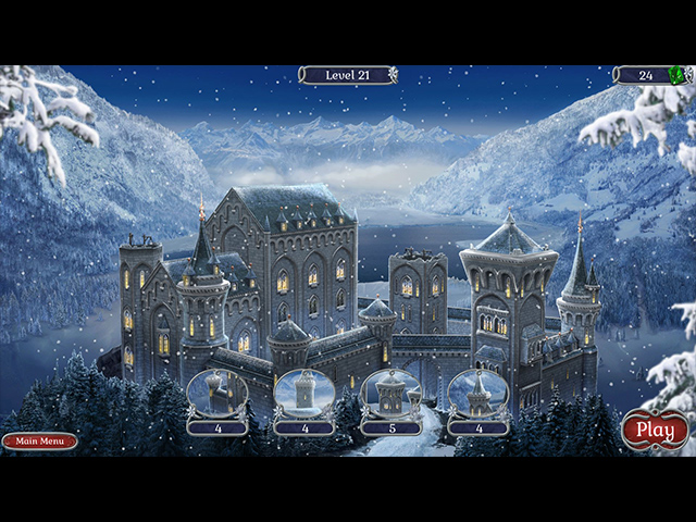 jewel match solitaire: winterscapes screenshots 3