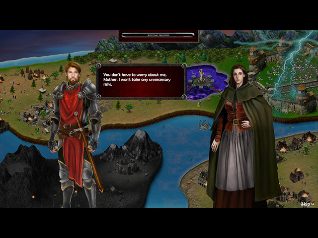 the chronicles of king arthur: episode 1 - excalibur screenshots 2
