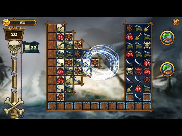 match three pirates! heir to davy jones screenshots 3