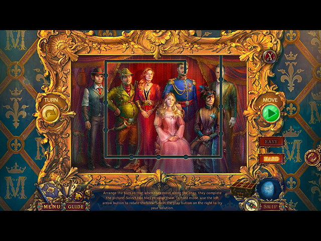 whispered secrets: cursed wealth collector's edition screenshots 3