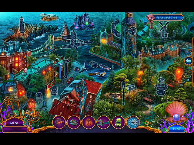 secret city: the sunken kingdom screenshots 2