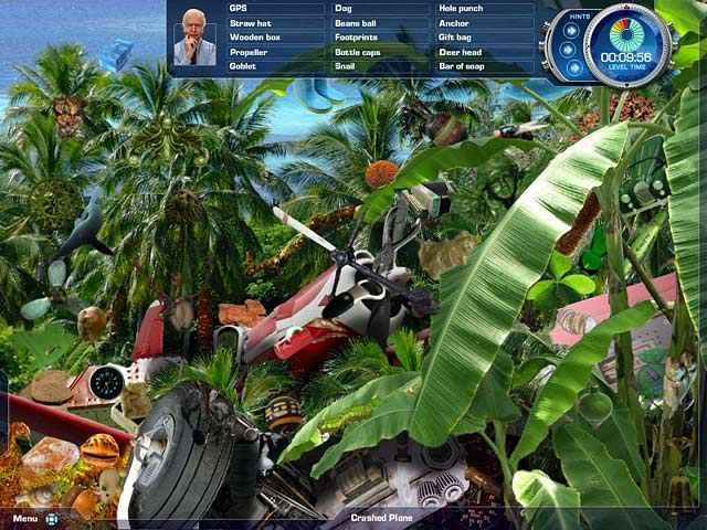 hawaiian explorer 2: lost island screenshots 1