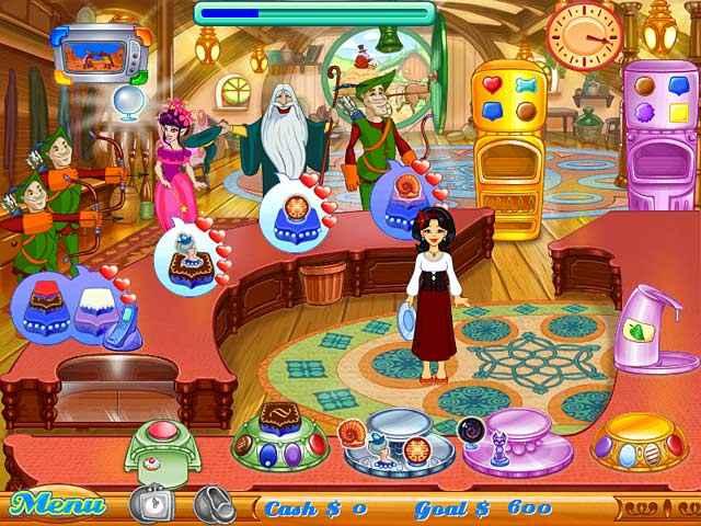 cake mania 3 screenshots 2