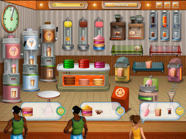 cake shop screenshots 1