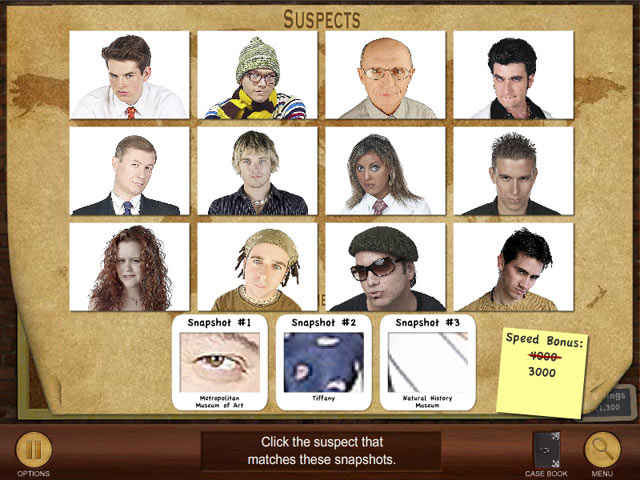 suspects and clues screenshots 1