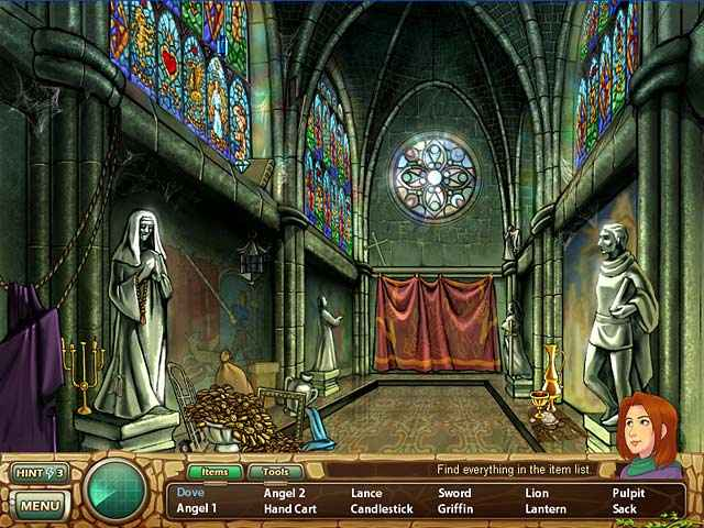 samantha swift and the hidden roses of athena screenshots 2