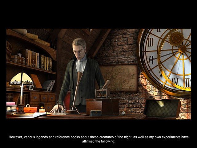 dracula origin screenshots 4