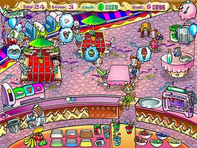 anna's ice cream screenshots 1