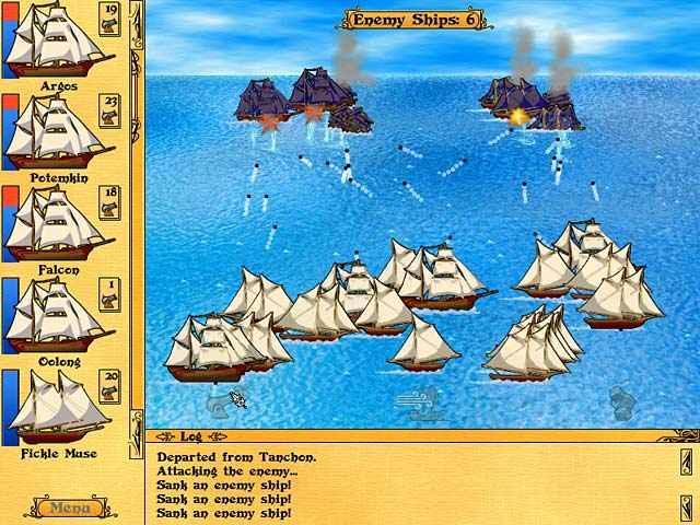 tradewinds classic screenshots 2