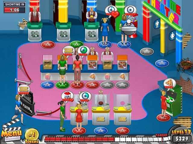 megaplex madness: now playing screenshots 1