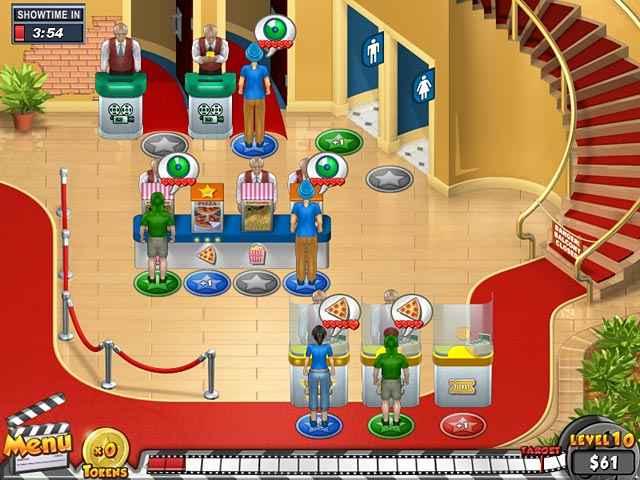 megaplex madness: now playing screenshots 3