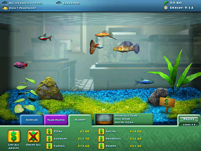 fishco screenshots 1
