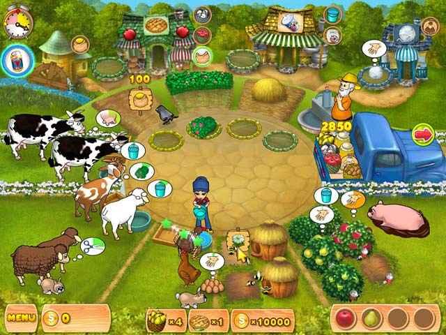 farm mania screenshots 1