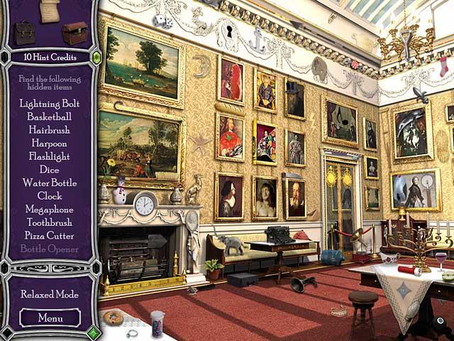 hidden mysteries: buckingham palace screenshots 3