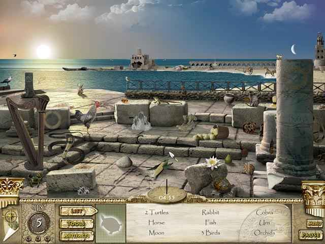 national geographic presents: herod's lost tomb screenshots 1