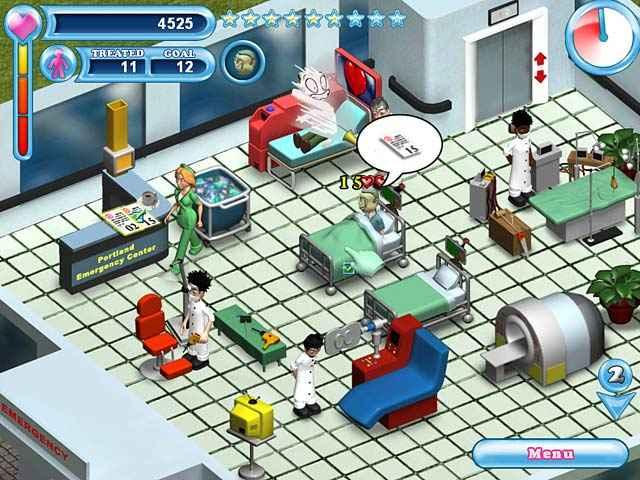 hospital hustle screenshots 1