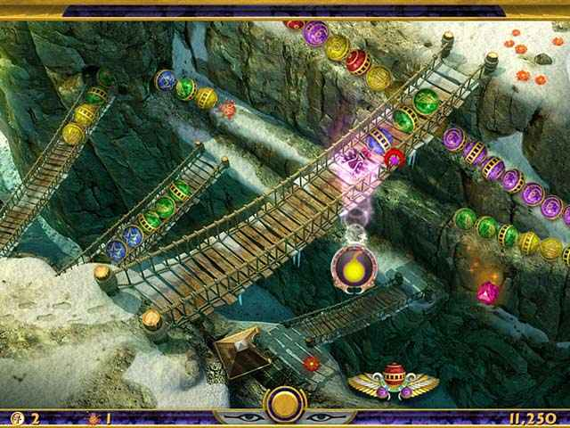 luxor: quest for the afterlife screenshots 2
