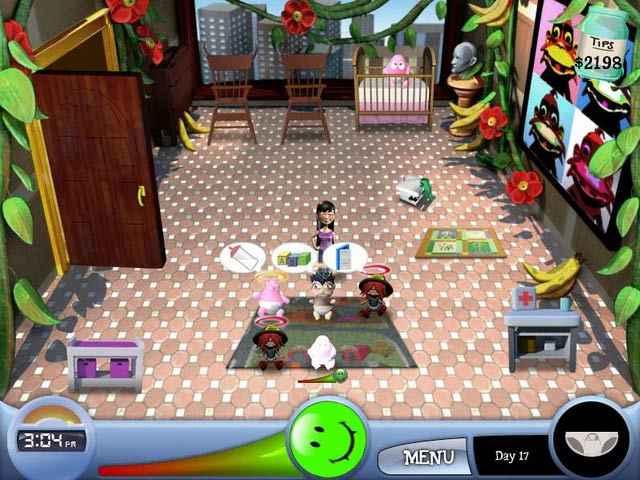 daycare nightmare: mini-monsters screenshots 1