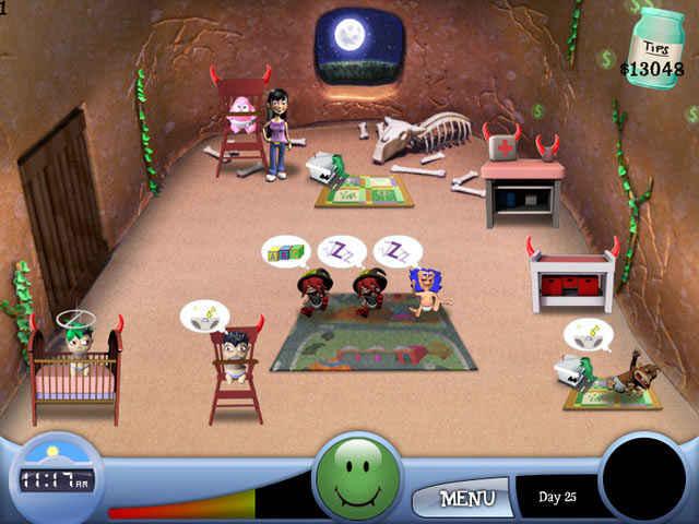 daycare nightmare: mini-monsters screenshots 2