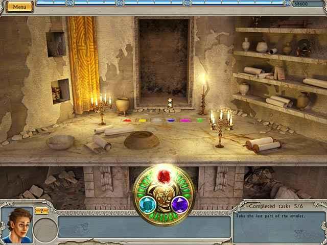 alabama smith: escape from pompeii screenshots 3