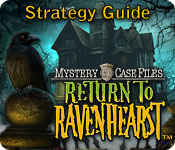 Mystery Case Files: Return to Ravenhearst Strategy Guide