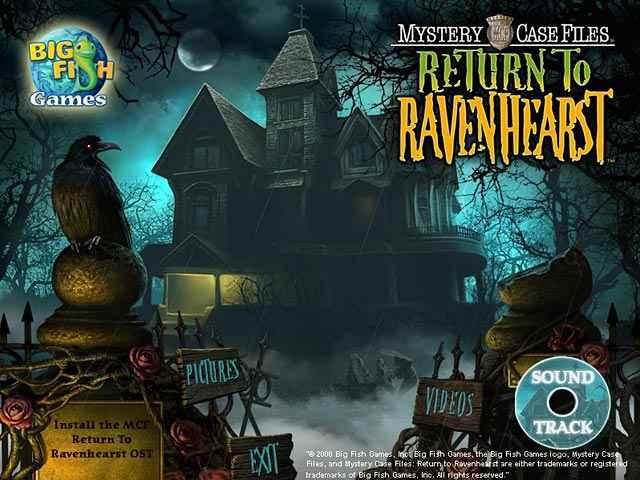 mystery case files: return to ravenhearst original soundtrack screenshots 3