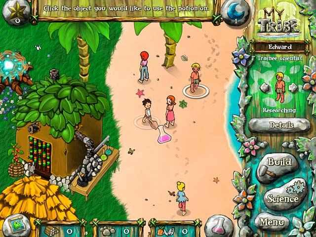 my tribe screenshots 1